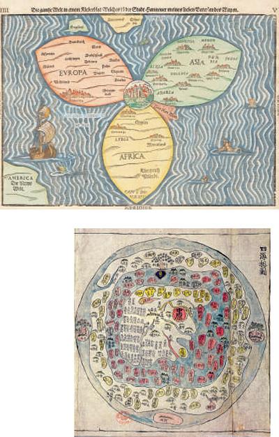 地图的语言