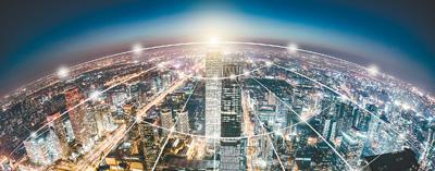 """国网工匠(逐梦) 周玉娴 《 人民日报 》( 2017年10月11日   24 版)    北京夜景。   人民视觉       张文新(右二)与职工创新工作室成员讨论电缆技术攻关。    李燕楠摄      经中共中央、国务院批复的《北京城市总体规划(2016年—2035年)》近期发布。北京是全国政治中心、文化中心、国际交往中心、科技创新中心。电力是这个重要城市的运行保障之一。本期""""逐梦""""专栏刊发的报告文学《国网工匠》,讲述一位电缆专家的成长史,展现北京电力建设、城市发展的一段进程,展示我国电力工业迈向 - weicuibai65 - 雕龙绣凤"""