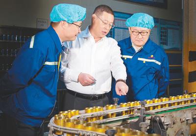 奥瑞金从制造包装产品转向打造产业融合平台