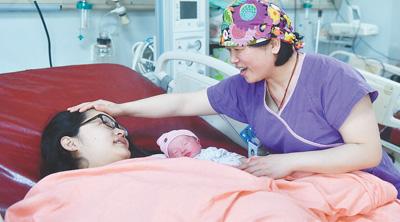 我国无痛分娩率仅为10% 产妇需求难以满足