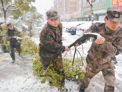 华北黄淮等地将迎新一轮降雪