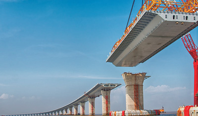 """港珠澳大桥的""""科技密码""""(关注)"""