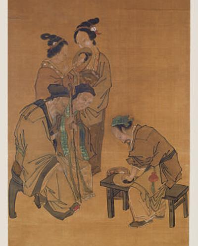 昏镜重明话匠人 - weicuibai65 - 雕龙绣凤