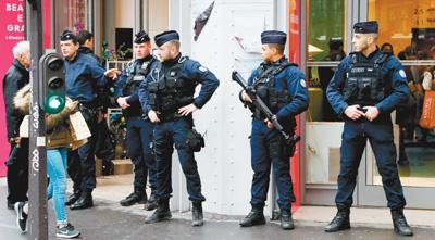 出台新计划,法国严控极端思想蔓延(国际视点)