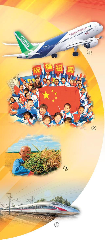 """耕捷   党的十九大报告指出:坚持在发展中保障和改善民生.从""""人民"""