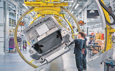 """""""在中国生产顶级品质的汽车""""(见证・中国机遇)"""