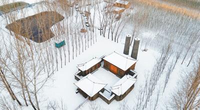 绿色产业助力建设美丽中国