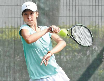 国际网联青少年巡回赛成都站 韩江雪女单夺冠