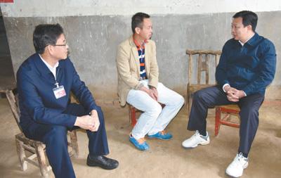 披荆斩棘勇如狮――追记武汉市委原常委、组织部长杨汉军
