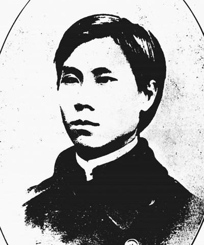 """""""革命军中马前卒""""——邹容(为了民族复兴·英雄烈士谱)"""