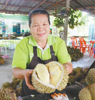 中国成为泰国榴莲出口增速最快的目的地
