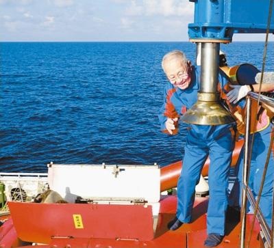 汪品先 追寻海的秘密
