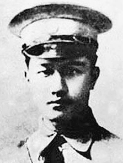 红军能将王尔琢(为了民族复兴・英雄烈士谱)
