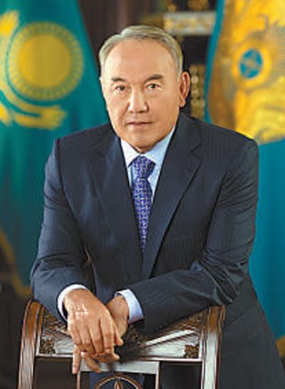 哈萨克斯坦共和国总统纳扎尔巴耶夫今起对我国进行国事访问