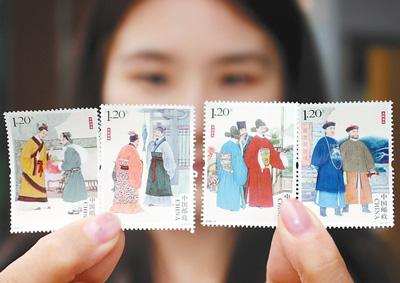 清正廉洁主题 特种邮票发行