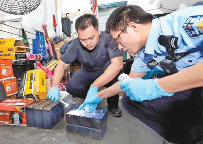 上海闵行警方围绕盗窃犯罪深度打击