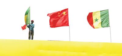 """""""我们分外珍惜这份来自中国的礼物""""(深化团结合作共建一带一路)"""
