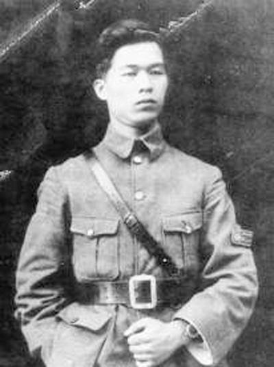 邓演达:铁血丹心为革命(为了民族复兴・英雄烈士谱)