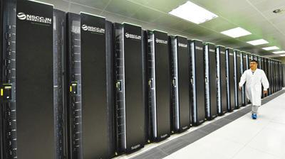 神威E级超算原型机启用