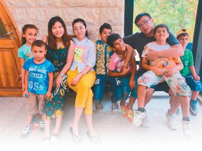 人民日报:中国志愿者把爱心奉献给世界