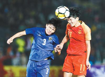 永川国际女足锦标赛 中国队夺得冠军