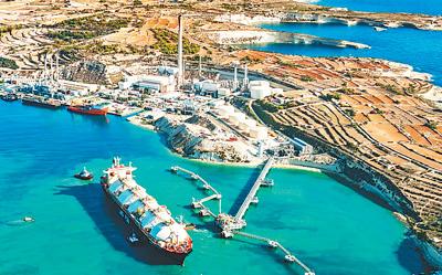 中企助力马耳他实现能源转型(共商共建共享·一带一路倡议五周年)