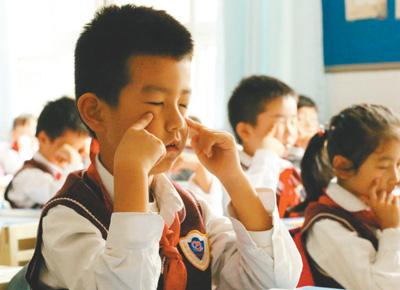 降低孩子近视率 应该怎么办
