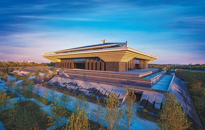 呈现厚重儒家文化,将囊括近七十万件文物 走近孔子博物馆