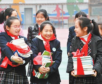 共享阅读快乐