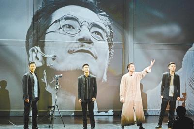 中国戏剧稳步走向世界