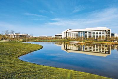 北京市级机关迁入城市副中心