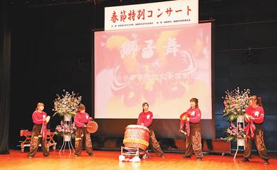 向世界出现多彩中华文化