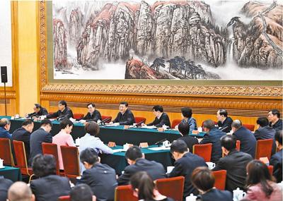 用新时代中国特色社会主义思想铸魂育人贯彻党的教育