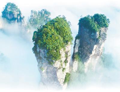 """从种山林到种风景(新中国的""""第一""""70年)"""