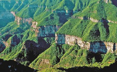 苦干25年 工程區森林覆蓋率由11%提高到22.4%