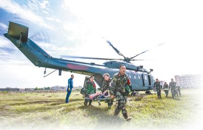 各地开展防灾减灾日主题活动—— 提高灾害防治能力 构筑生命安全防线