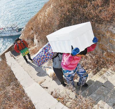 守着大海守护平安(美丽中国·关注海洋防灾减灾(上))
