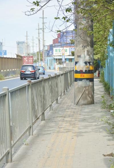 加强无障碍设施建设管理(建议)