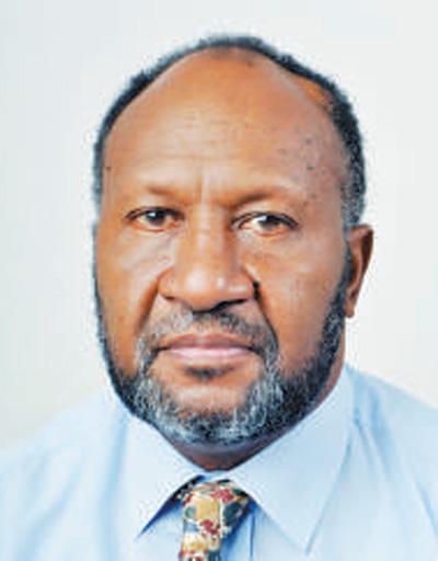 瓦努阿图总理萨尔维(新闻人物)