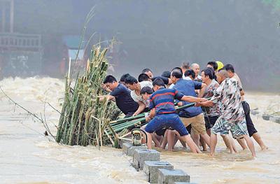 廣東防汛應急響應再次提升至Ⅲ級