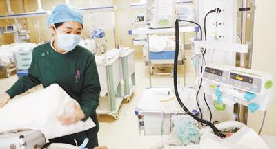 探访ICU,感受医者仁术(健康焦点)