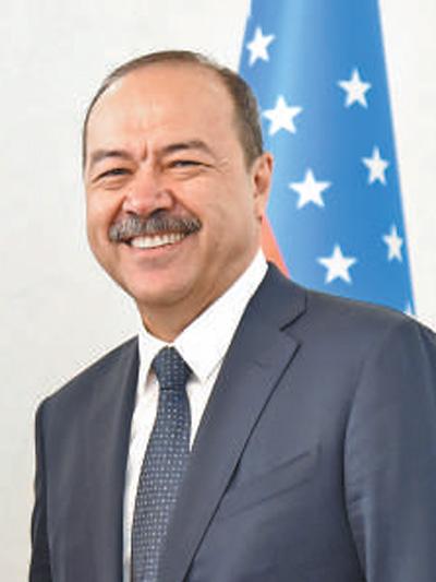 乌兹别克斯坦共和国总理阿里波夫