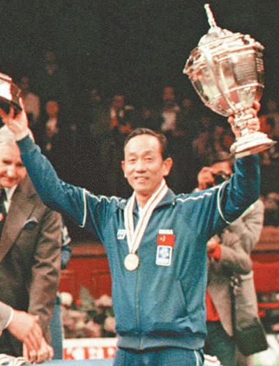 中国羽毛球走向辉煌的奠基人