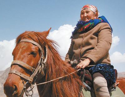 半世纪,放牧巡边在祖国最西端(国家勋章和国家荣誉称号获得者)