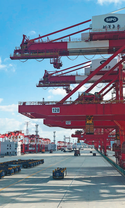 我国货物贸易占全球份额超11%外资流入稳居全球第二