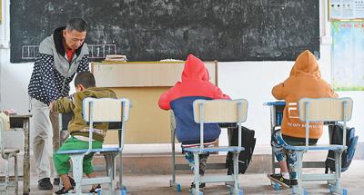 """""""我的殘障學生不能沒有陪伴""""(暖相冊)"""