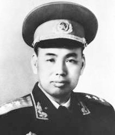 许世友:出生入死身经百战(为了民族复兴·英雄烈士谱)