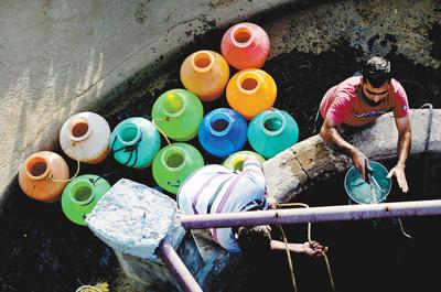 全球正面临日益严重的水资源危机
