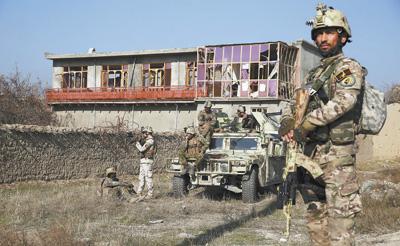 美國政府隱瞞阿富汗戰爭實情
