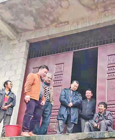 """追记广西都安地平村第一书记黄景教:""""我要带全村人脱贫"""""""